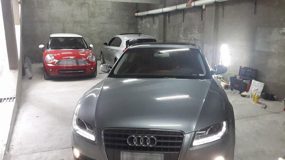 Recuperación de brillo de un Audi A5