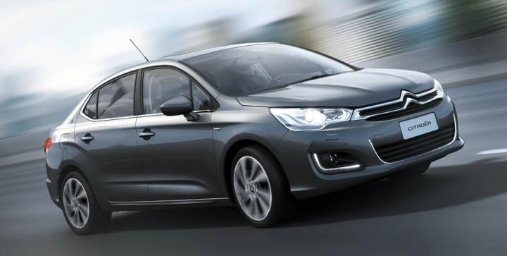 Lanzamiento del Citroën C4 Lounge en Argentina
