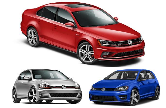 Nuevos VW deportivos para Argentina